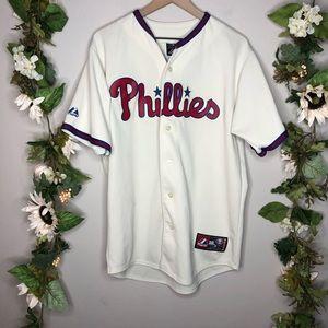 Phillies Baseball Jersey